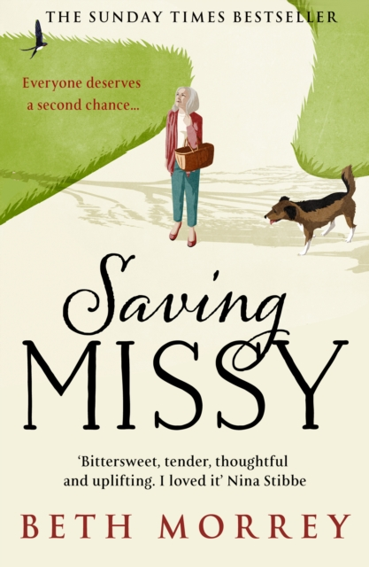 SIGNED COPY Saving Missy