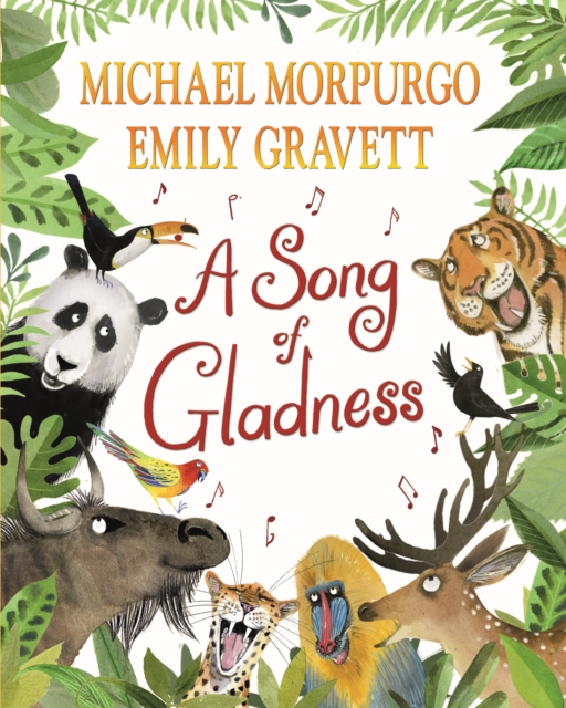 **PRE-ORDER SIGNED COPY**A Song of Gladness