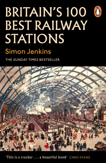 **PRE-ORDER** Britain's 100 Best Railway Stations
