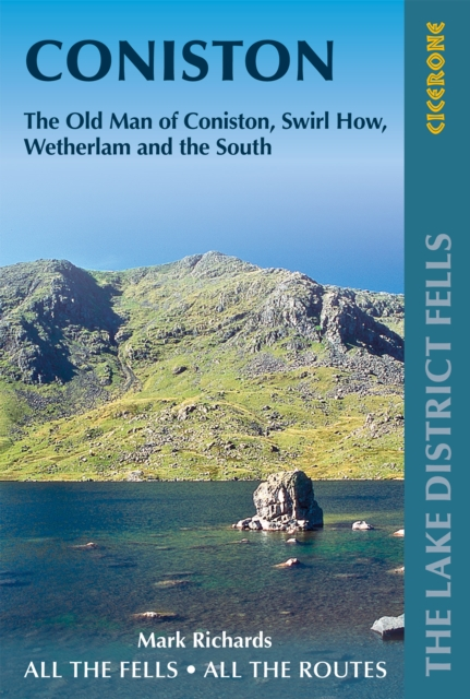 **PRE-ORDER** Walking the Lake District Fells - Coniston : The Old Man of Coniston, Swirl How, Wetherlam, Duddon valley and Eskdale