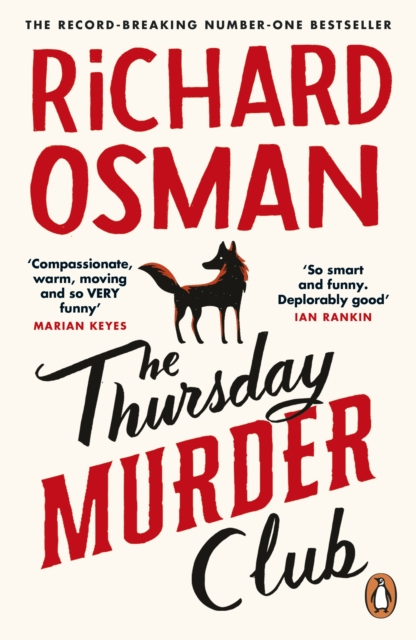 PRE-ORDER SIGNED INDEPENDENT BOOKSHOP EDITION - The Thursday Murder Club