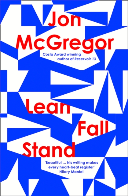 SIGNED BOOKPLATE EDITION - Lean Fall Stand