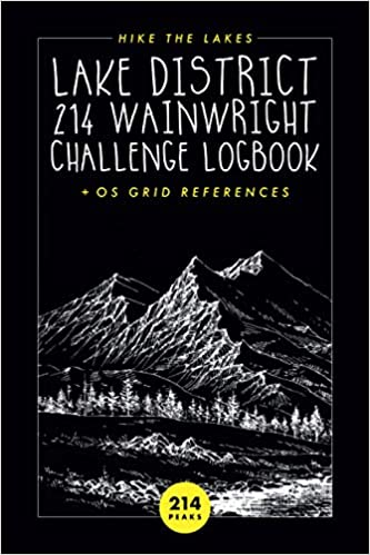 Lake District 214 Wainwright Challenge Logbook
