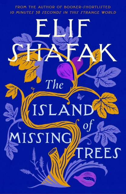 **PRE_ORDER A SIGNED COPY** The Island Of Missing Trees