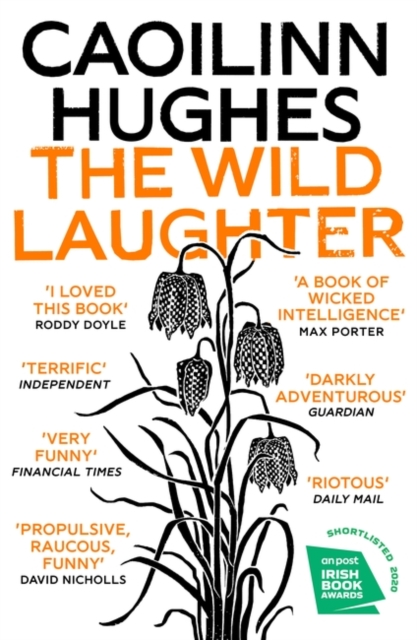 **SIGNED COPY** The Wild Laughter