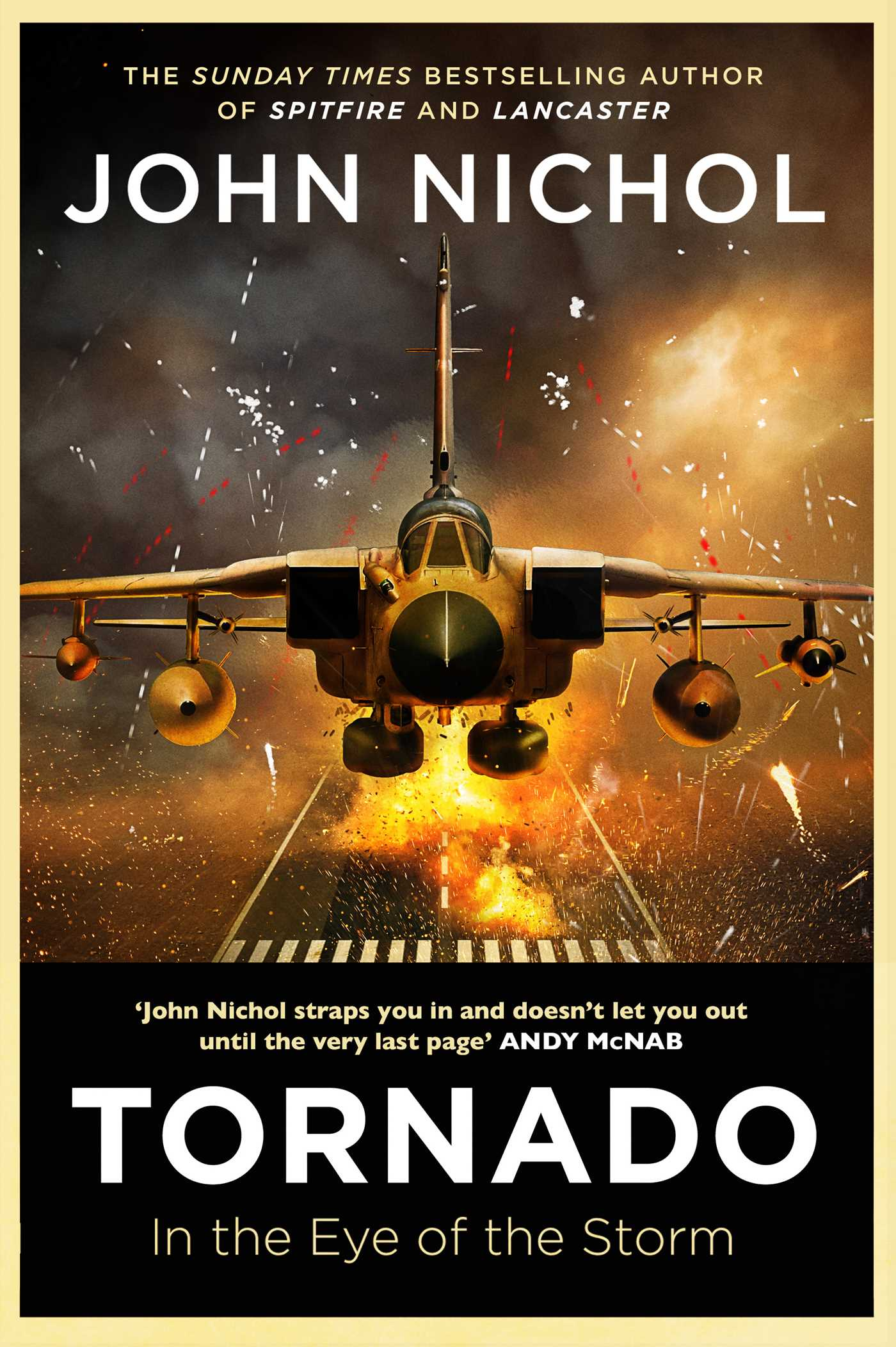 **PRE-ORDER A SIGNED COPY** Tornado: In The Eye Of The Storm