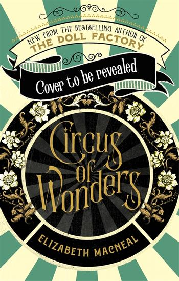 **PRE-ORDER A LIMITED EDITION SIGNED COPY** Circus Of Wonders
