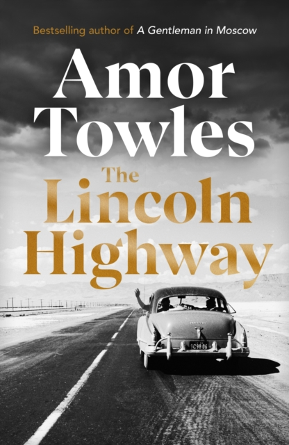 **PRE-ORDER A SIGNED COPY** The Lincoln Highway