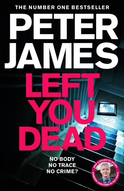 **SIGNED COPY** Left You Dead