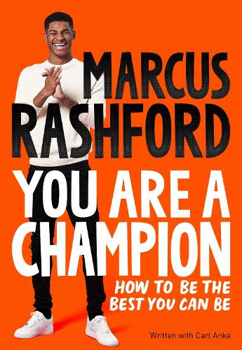 You Are a Champion Book and Prize Draw