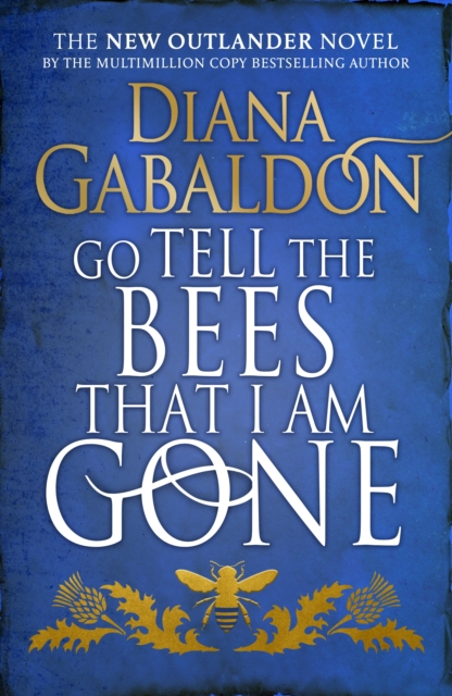 ** PRE-ORDER A SIGNED COPY** Go Tell The Bees That I Am Gone