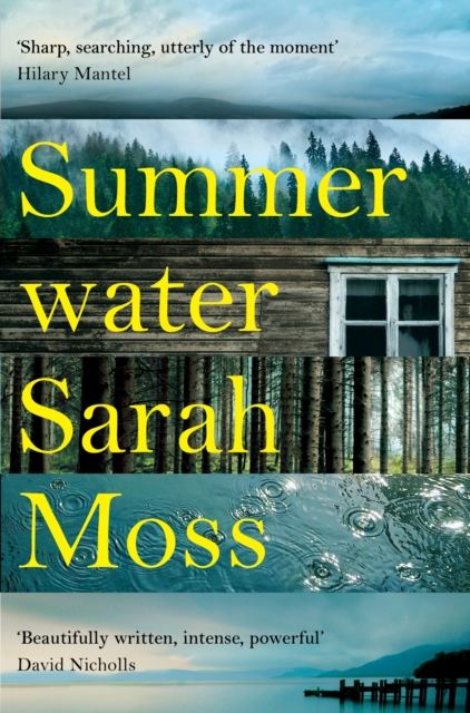 ** PRE-ORDER A SIGNED COPY**  Summerwater