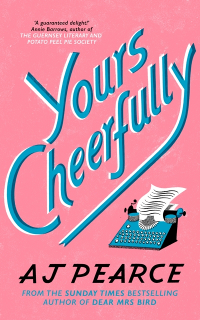**PRE-ORDER A SIGNED COPY** Yours Cheerfully