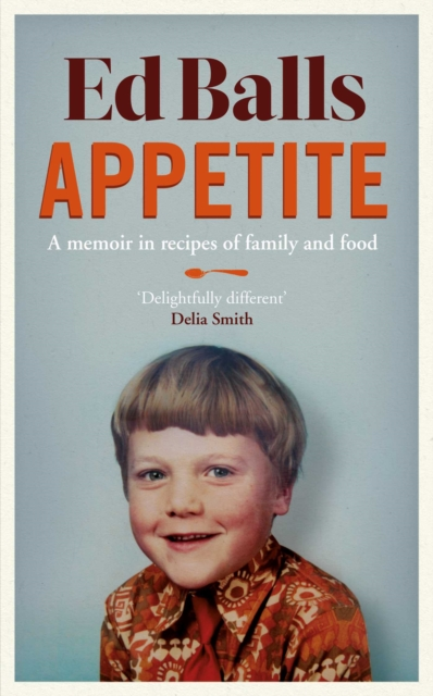 **PRE-ORDER A SIGNED COPY** Appetite : A Memoir In Recipes And Family And Food