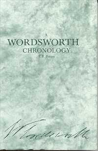 A Wordsworth Chronology