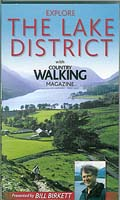Explore the Lake District with Country Walking Magazine DVD