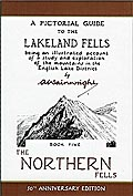 A Pictorial Guide to the Lakeland Fells: Book Five, The Northern Fells