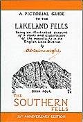 A Pictorial Guide to the Lakeland Fells: Book Four, The Southern Fells