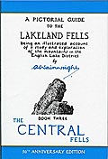 A Pictorial Guide to the Lakeland Fells: Book Three, The Central Fells