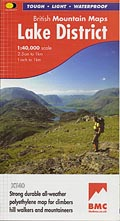 British Mountain Maps: Lake District  XT40