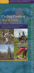 Cycling Cumbria / Map & Guide