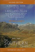 A Pictorial Guide to the Lakeland Fells - The Southern Fells - Book 4  - SECOND EDITION