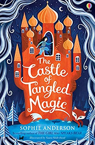 *SIGNED EDITION **The Castle of Tangled Magic