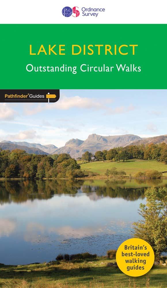 Pathfinder Circular Walks in the Lake District